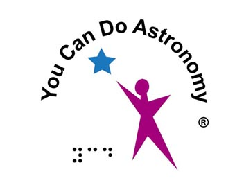 You Can Do Astronomy Logo