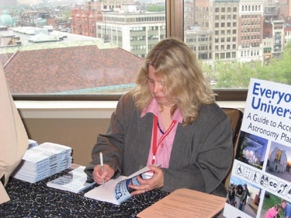 Noreen Signing Books