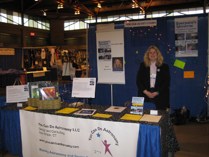 Booth at NEAF