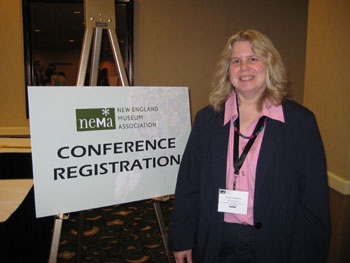 Noreen attends NEMA Conference