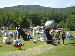 Stellafane Telescopes