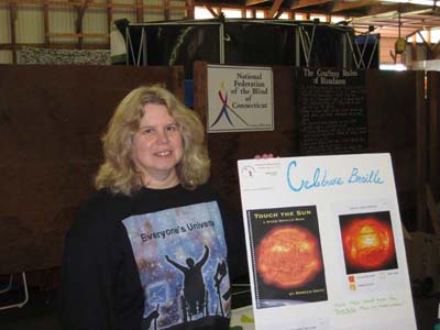 Noreen at CT NFB Table